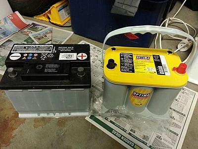 golfmk6 battery