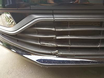 Broken Front Bumper Plastic Grill-img_20180224_145326-jpg