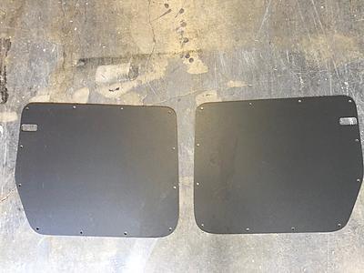 Caddy sliding door lower door panel - Motexion-img_0082-jpg