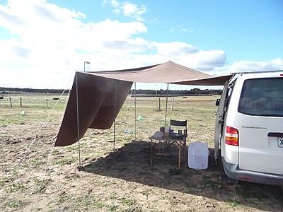 Awning Brackets Without Roof Racks Van 800x600 Jpg