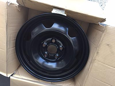 17 inch VW Steels Powder coated Satin Black-img_1036-jpg