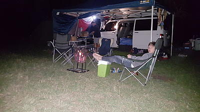 This old girl's got a van! Tell me your best camping hack-20160403_194238-jpg