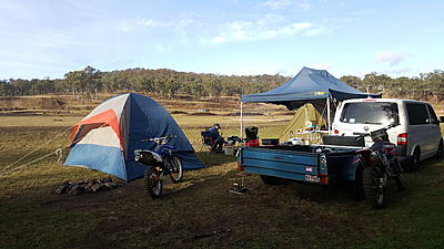 This old girl's got a van! Tell me your best camping hack-20160613_080557-jpg