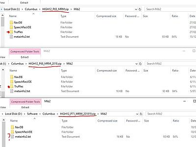 New Nav map available in Skoda update portal - Page 28
