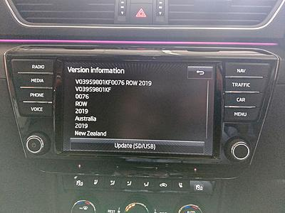 New Nav map available in Skoda update portal - Page 31