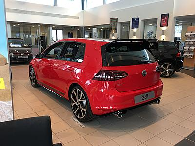 Gti Edition 40 Clubsport Thread Page 9