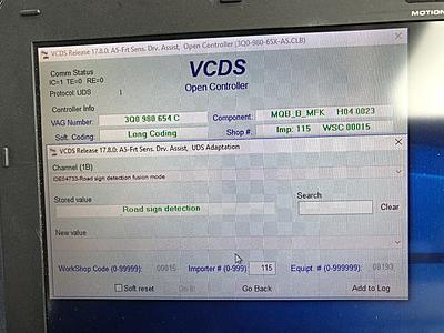 VCDS Tweaks - Page 10