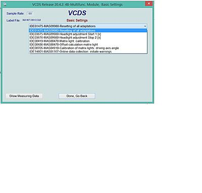 Dynamic Light Assist (DLA) Coding Issues-basic-setting-jpg