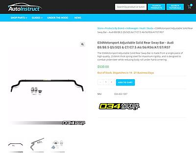 Playing with an Audi SQ5 TDI-034-motorsports-swaybar-jpg