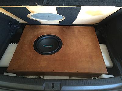 Custom Sub enclosure for MK7 GTI Boot - worklog-416-jpg