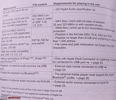 Replacing RNS 510 with RCD 330+ - Page 8