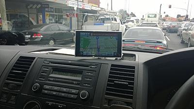 AM Radio interference when using Garmin nuvi 3597