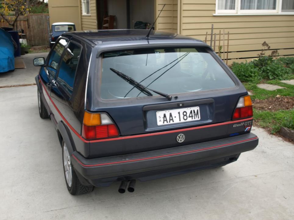 My 89 GTI 16v 2dr