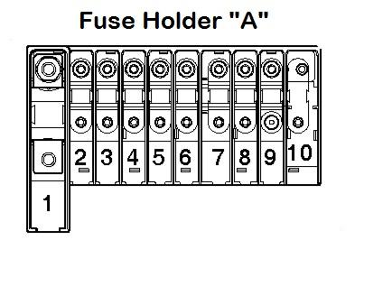 T5 Essentials September 2009 Fuses Location 64343 on bosch relay wiring diagram