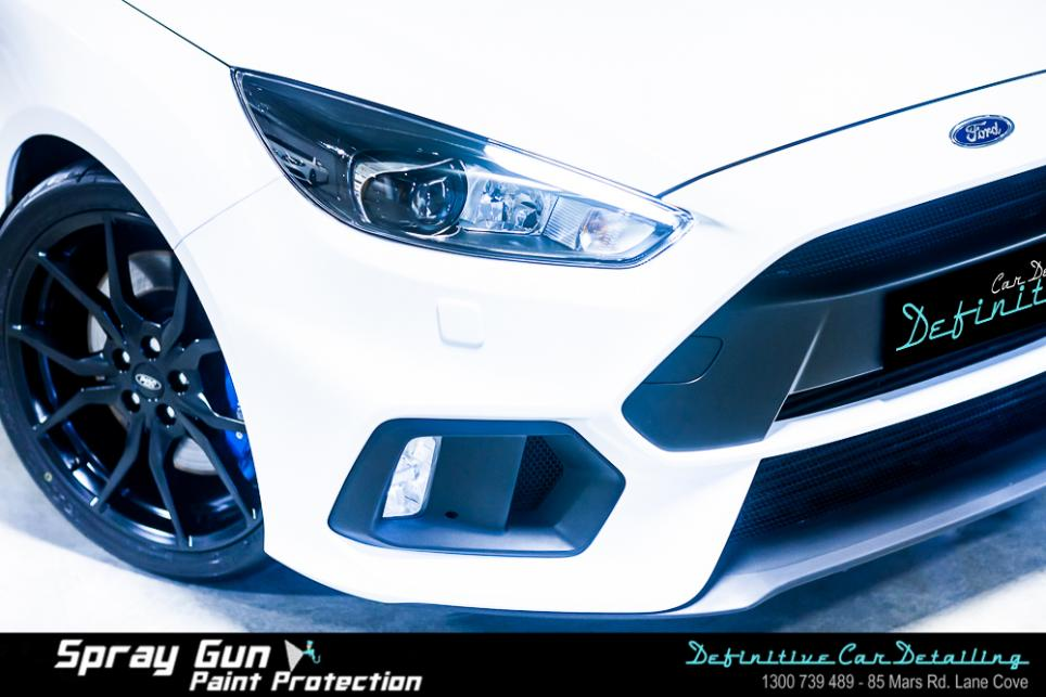 Ford Focus Rs Definitive Sydney 4 Layers Gloss