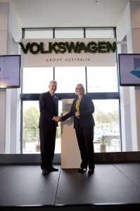 Volkswagen Corporate Headquarters (14.02.12)