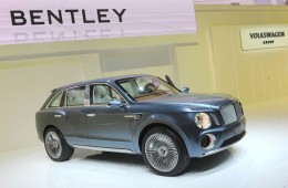 Geneva Motor Show 2012: Bentley Reveals EXP 9 F – A Pinnacle Luxury Performance SUV Design Concept