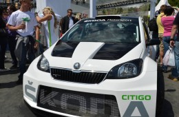 SKODA in twin world debut at Wörthersee