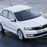 Škoda Rapid – The new class of Škoda
