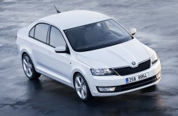 Škoda Rapid – The new class of Škoda