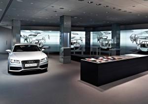 Audi City: The metropolis cyberstore opens its doors (18.07.12)