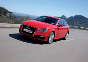 Audi A3. (August 30, 2012)
