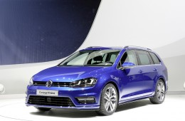 Geneva 2013: The Golf Estate Concept R-Line – initial facts