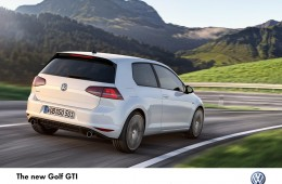 Geneva 2013: New Golf GTI