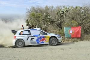 Rally Mexico 2013