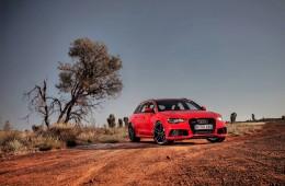 Audi's Fire-breathing RS 6 Avant Arrives in Australia