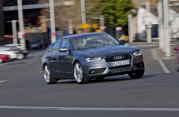 The Dynamic New Audi A4 and A5 Sport Editions