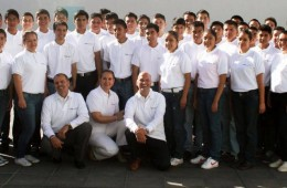 Training Begins for the First Year of Audi Apprentices in Mexico