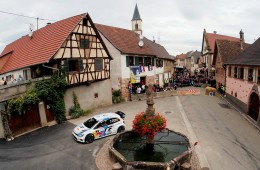 Rally France: Volkswagen third, fifth and seventh in France