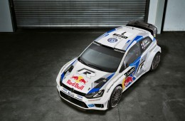 More dynamic than ever: the Polo R WRC for the World Rally Championship