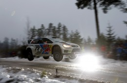 Volkswagen One-Two in Sweden: Old Hand Latvala Pips Youngster Mikkelsen
