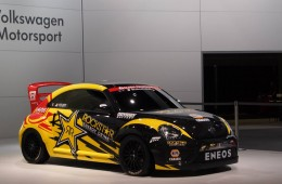 Volkswagen Enters Rallycross with the Beetle and Andretti Autosport