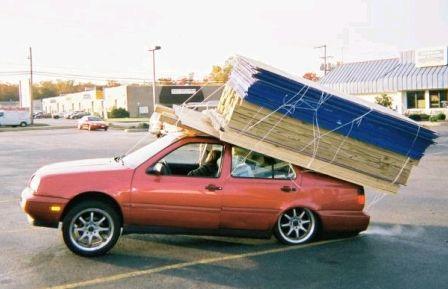 OverloadedCar