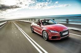 The all-new Audi TT Roadster arrives in Australia