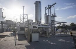 Audi e-gas plant stabilises electrical grid