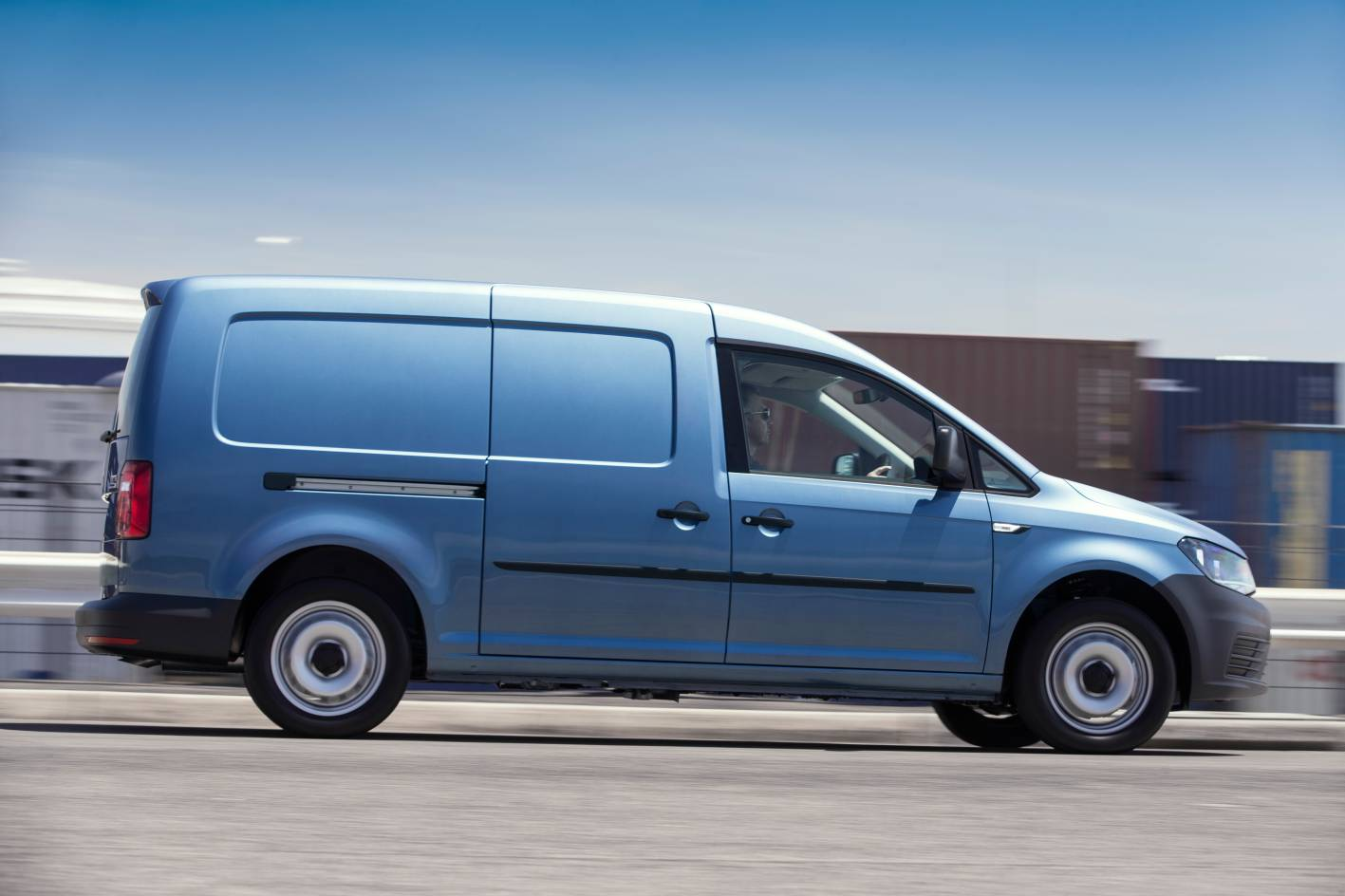 volkswagen commercial vehicles australia releases updated caddy van and people mover tsi range. Black Bedroom Furniture Sets. Home Design Ideas