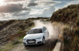 Perfect companion in any situation: the new Audi A4 allroad quattro