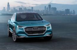 Audi production network: ready for electric mobility