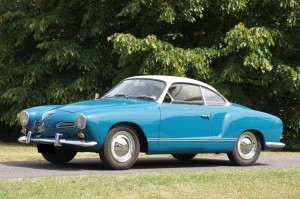 This sought-after 1961 Volkswagen Karmann-Ghia Coupe in recently refurbished condition is expected to sell in the $25,000-$30,000 range at Shannons Late Summer Auction on February 22.