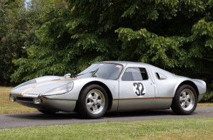 This superb replica of a 1964 Porsche 904 Carrera GTS is expected to sell in the $120,000-$150,000 range at Shannons Late Summer Auction on February 22.
