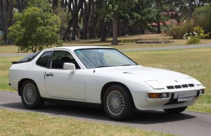 This nicely-presented 1980 Porsche 924 Turbo Coupe is being offered with 'no reserve' at Shannons Late Summer Auction on February 22, where it is expected to bring $8,000-$12,000.