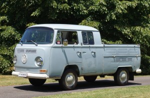 This very rare, right hand drive 1969 Volkswagen Dual Cab Transporter offered in unrestored, but fully useable condition is expected to attract bids in the $32,000-$36,000 range at Shannons Late Summer Auction on February 22.