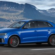 Pure power: the Audi RS Q3 performance