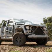 Stripped bare: Naked Ute revealed as Volkswagen Amarok