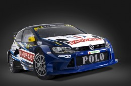 Volkswagen RX Sweden ready for FIA World Rallycross Championship 2016