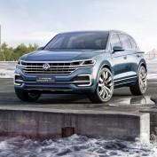 Auto China 2016: World Premiere Volkswagen T-Prime Concept GTE